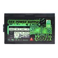 Fonte ATX 600W Real BRX BLACK