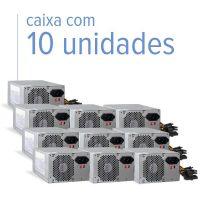 Fonte ATX 200W Real K-Mex PX-300RNG (sem cabo) - OEM - Caixa com 10 fontes