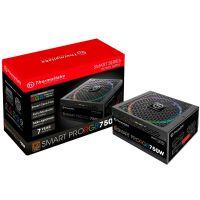 Fonte ATX 750W 80Plus Bronze PFC Ativo Thermaltake Modular Smart Pro RGB (PS-SPR-0750FPCBUS-R)