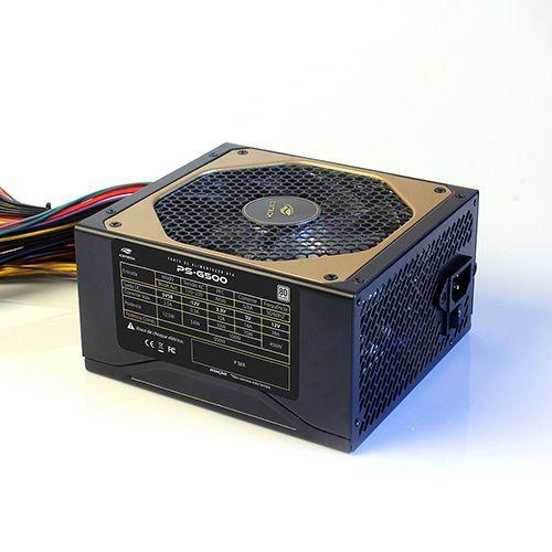 Fonte ATX 500W 80Plus Bronze C3Tech PS-G500