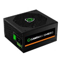 Fonte ATX 650W 80Plus Bronze PFC Ativo Gamemax GM650