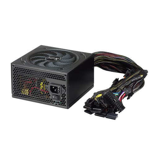 Fonte ATX 500W 80+ Bronze NFX GAMING SERIES