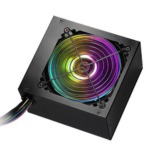 Fonte ATX 400W com LED RGB NFX GAMING SERIES