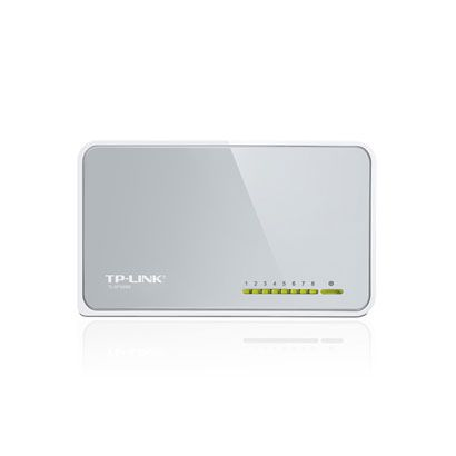 Switch 8 Portas 10/100 TP-Link TL-SF1008D