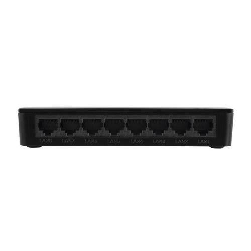 Switch 08 Portas 10/100 Intelbras SF800Q+ QOS