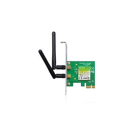 Rede PCI-Express Wireless 300mbps TP-LINK TL-WN881ND