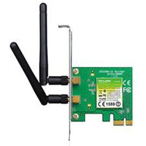 Rede Wireless PCI-Express 300mbps TP-Link TL-WN881ND