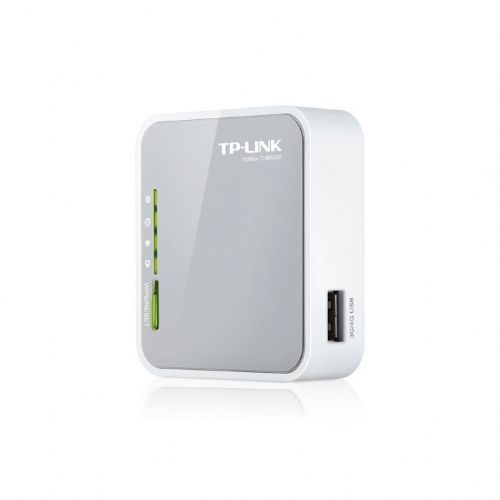 Roteador Portátil Wireless N 3G / 4G TP-LINK TL-MR3020
