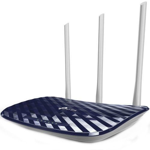 Roteador Wireless 750mbps Dual Band TP-LINK AC750 Archer C20