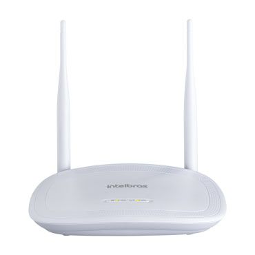 Roteador Wireless 300mbps Intelbras IWR3000N IPV6
