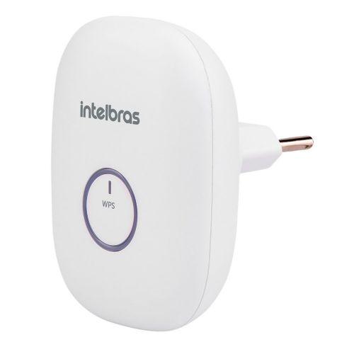 Repetidor de Sinal WiFi 300mbps Intelbras IWE3000N
