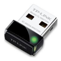 Rede Wireless USB NANO TP-LINK TL-WN725N 150mbps