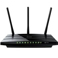 Roteador Wireless 1750mbps 3 Antenas Dual Band Gigabit TP-Link AC1750 C7