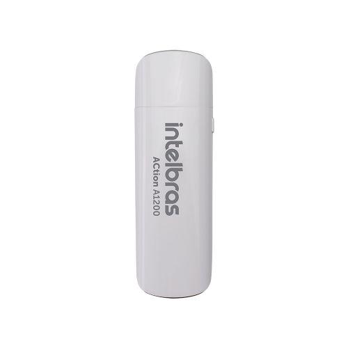 Adaptador USB 3.0 Wireless 1200mbps ACtion A1200 Intelbras