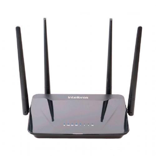 Roteador Wireless 1200mbps Smart Dual Band ACtion R1200 Intelbras