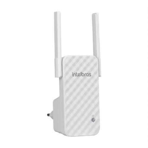 Repetidor de Sinal WiFi 300mbps Intelbras IWE3001