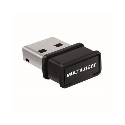 Adaptador Wireless USB 150MBPs NANO Multilaser RE035