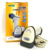 Leitor Laser de Código de Barras USB Feasso J-COD02