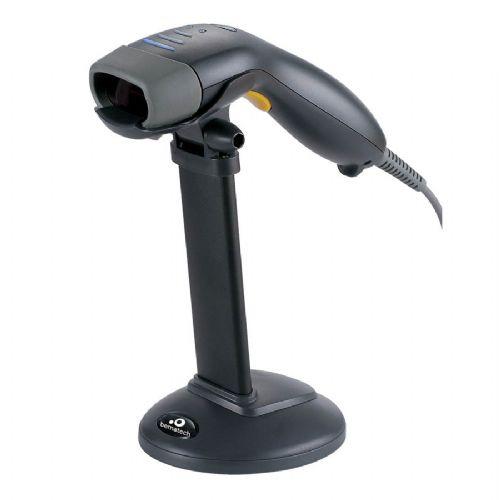 Leitor Laser Código de Barras USB Bematech S-500 - Com pedestal