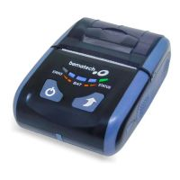 Impressora Térmica Bematech PP10 B (Bluetooth / USB) - Portátil / não fiscal