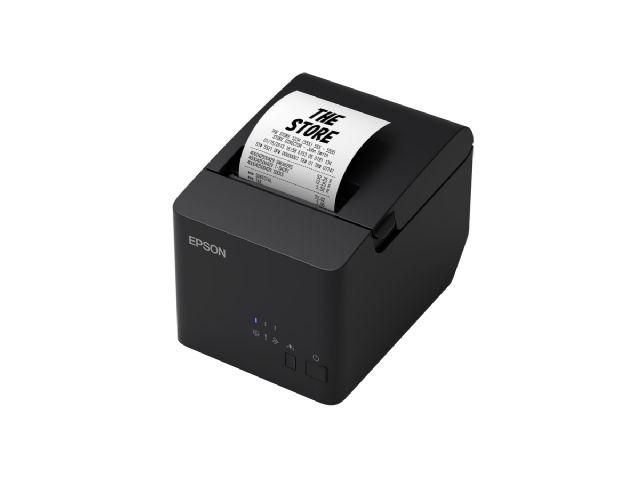 Impressora Térmica Não Fiscal Epson TM-T20X Serial/USB Cinza