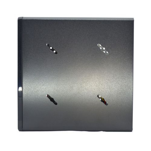 Gabinete NFX Mini-ITX c/ Furação e Suporte VESA e Fonte Externa Bivolt 12V/5A C3.CASE