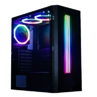Gabinete GAMER Risemode GLASS 03 RGB (Sem Fonte)