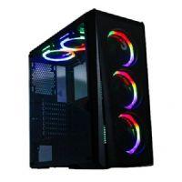 Gabinete Risemode GAMER GLASS 04 RGB (Sem Fonte)