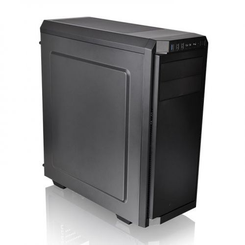 Gabinete GAMER Thermaltake V100 Black Sem Janela com 1 Fan Cooler 120mm (Sem Fonte)