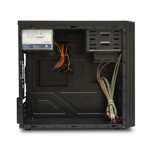Gabinete NFX 603 2 Baias Preto com Fonte 220W (Sem Cabo de Força)