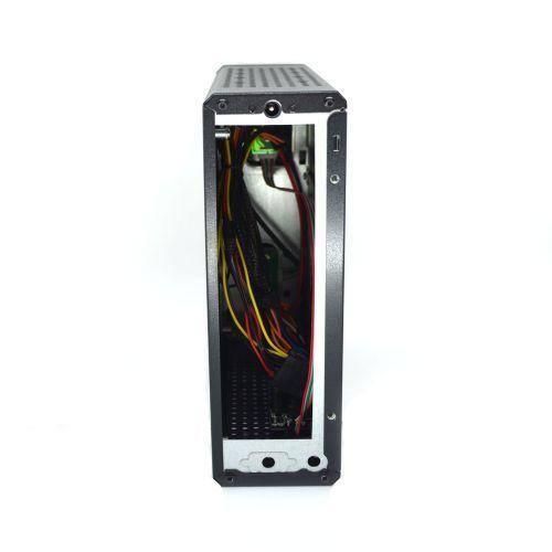 Gabinete NFX mini-ITX com furação VESA e fonte 12V/5A
