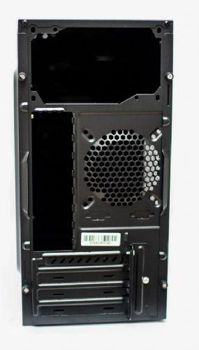 Gabinete NFX 601 2 Baias Preto com Fonte 200W (Sem Cabo de Força)