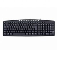 Teclado Usb Multimídia Preto ABNT C3Tech Kb2237-2
