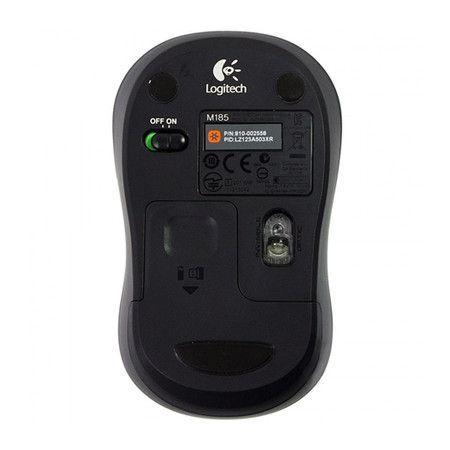 Kit Teclado e Mouse USB Sem Fio Logitech Mk270