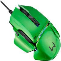 Mouse Gamer Warrior 8200dpi - Preto / USB (MO247)