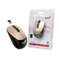 Mouse USB Sem Fio 1600dpi Blueeye GOLD GENIUS NX-7015 (31030119108)