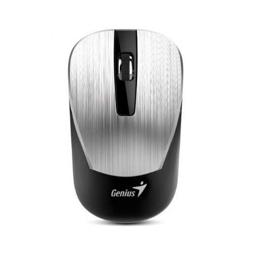 Mouse USB Sem Fio 1600dpi Blueeye PRATA GENIUS NX-7015 (31030119110)