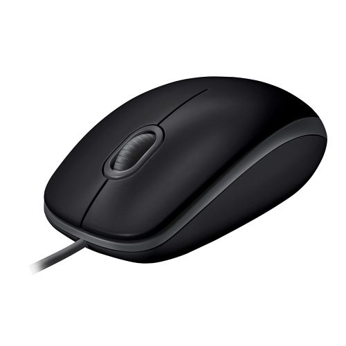 Mouse USB 1000dpi Preto Logitech M110 Silent