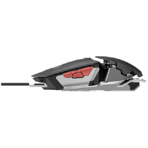 Mouse USB GAMER 4000dpi MECÂNICO Gamemax GX9