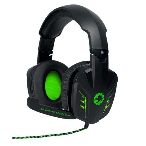 Fone com Microfone GAMER Gamemax H9008