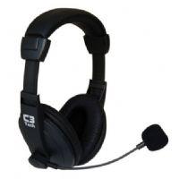 Fone com Microfone C3tech Confort CT-662863