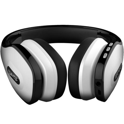 Fone de Ouvido com Microfone Pulse Bluetooth Branco - PH152
