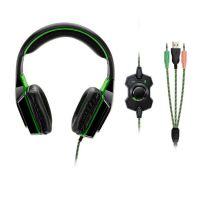 Fone de Ouvido com Microfone Gamer Warrior - P2 / USB (PH180)