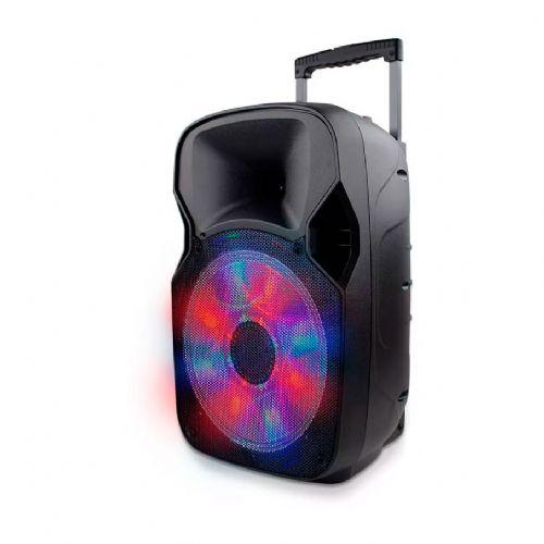 Caixa de Som Bluetooth 150w RMS Multilaser SP-219 - Preta