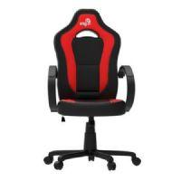 Cadeira GAMER ELG Racing com Apoio Cervical CH03RD Preto / Vermelho
