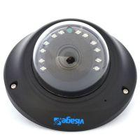 Câmera AHD DOME 960P IR10M / IR15M - Lente 3.6mm Preta - VisageMS (VMS960AHD36DMP)