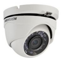 Câmera Dome Turbo HD 720p 3.6mm IR20 Hikvision HD 3.0 (DS-2CE56C0T-IRP)