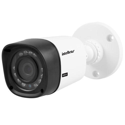 Câmera Infra RED Intelbras Multi-HD 720p VHD1010B IR10 HDCVI 3,6mm G3 (4565231)