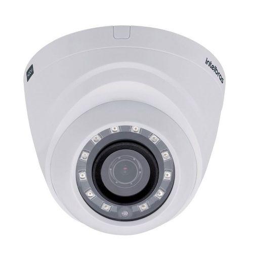Câmera Intelbras Dome VHD1010D G3 Multi-HD IR 20 3,6mm Resolução HD (4565230)