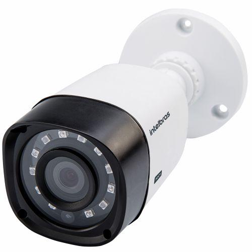 Câmera Bullet 720p 2,8mm IR20 Intelbras MULTI-HD  VHD1120B G3 (4565226)